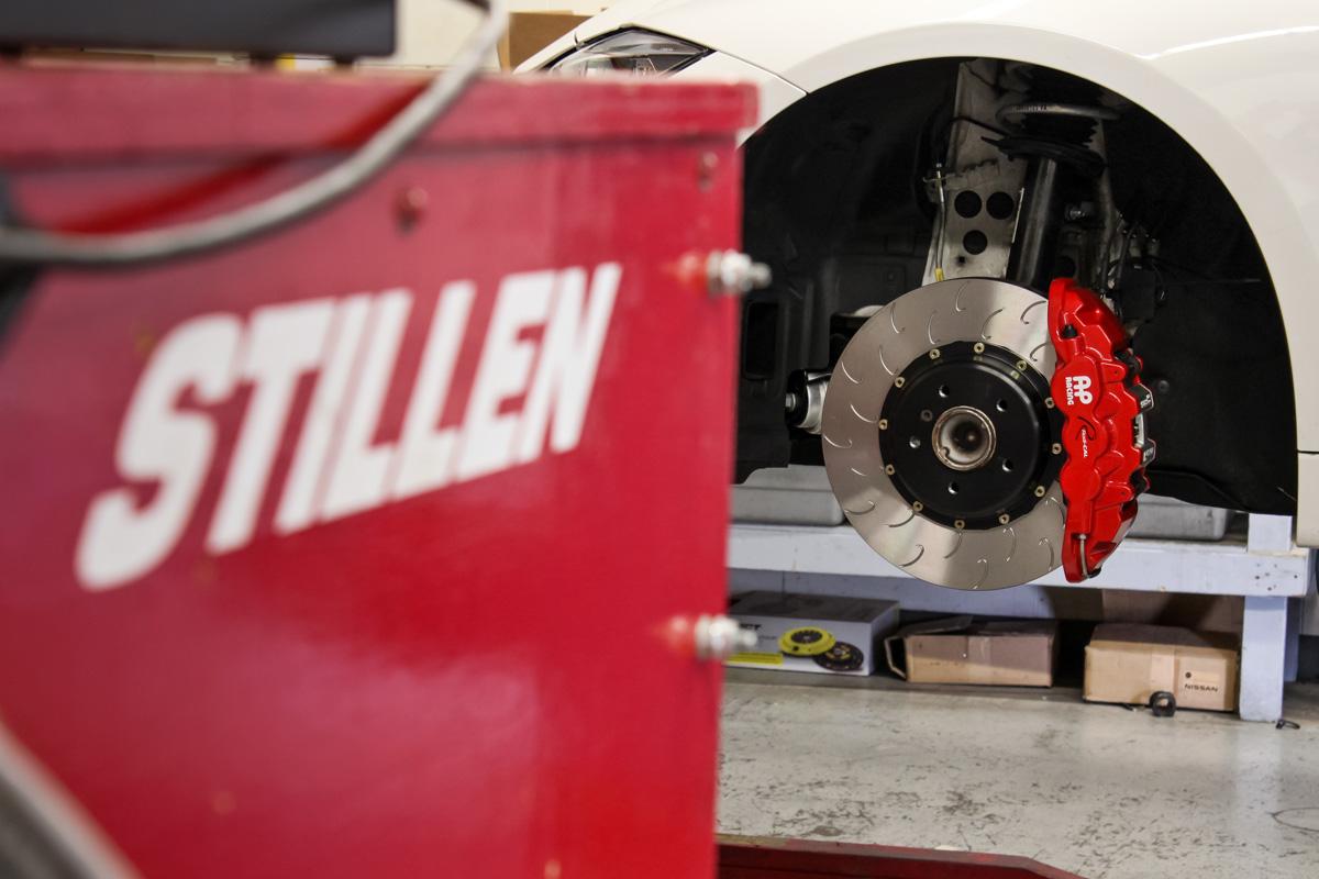 AP Racing by STILLEN Radi-CAL Big Brake Kit
