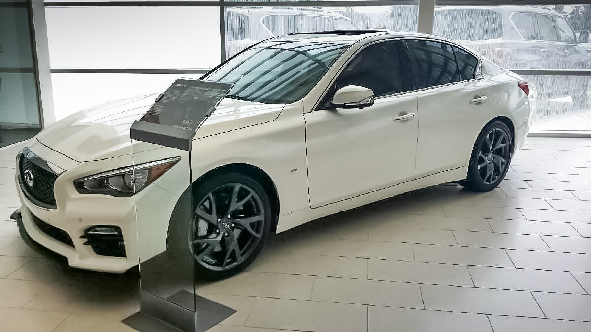Premier Collection Q50 Available At Orlando Infiniti