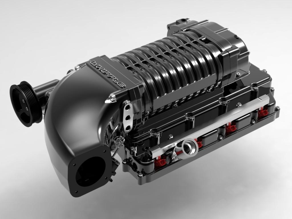 Whipple Challenger SRT8 Supercharger