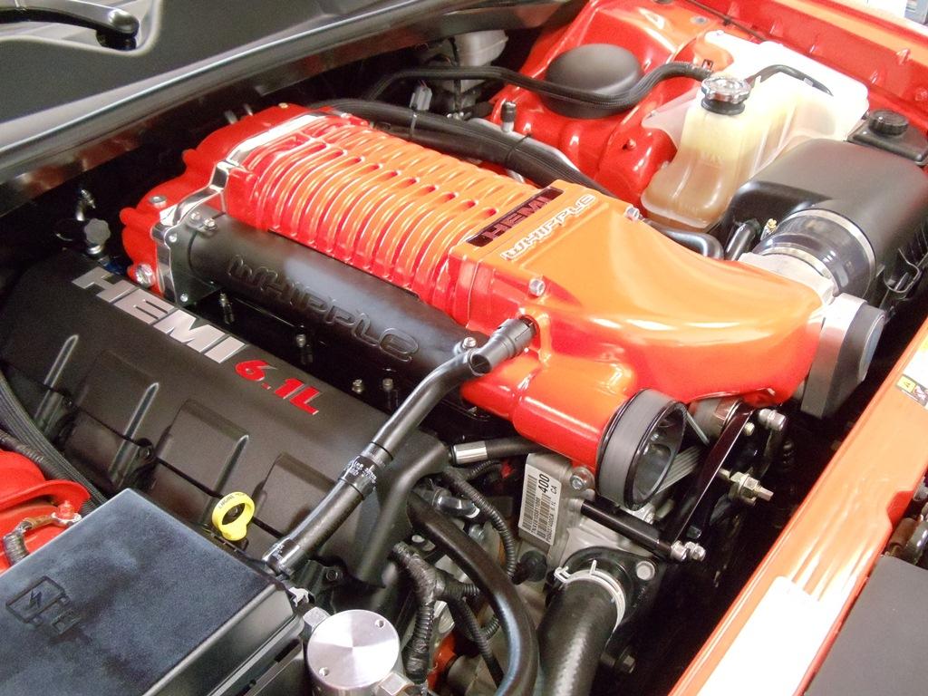 New 2011 2014 Dodge Challenger Srt8 Supercharger Released