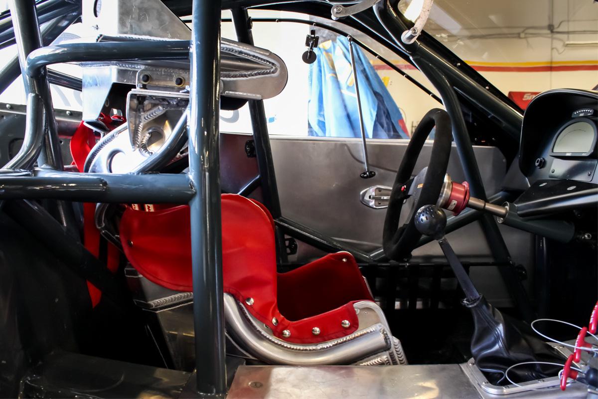 Inside the Land Speed Record Contender Ferrari 550 Maranello