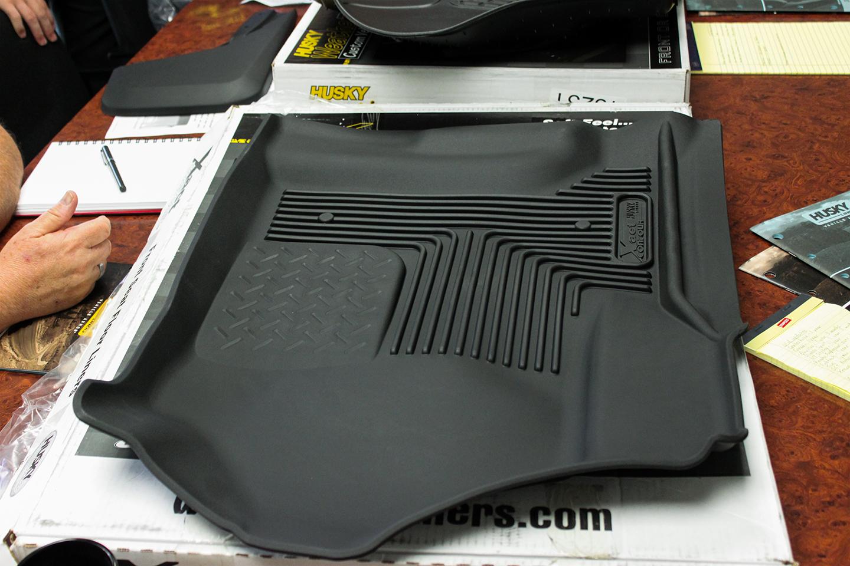 Husky Liners X-Act Contour Floor Liner
