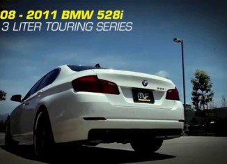 Magnaflow 2008-2011 BMW 528i Exhaust