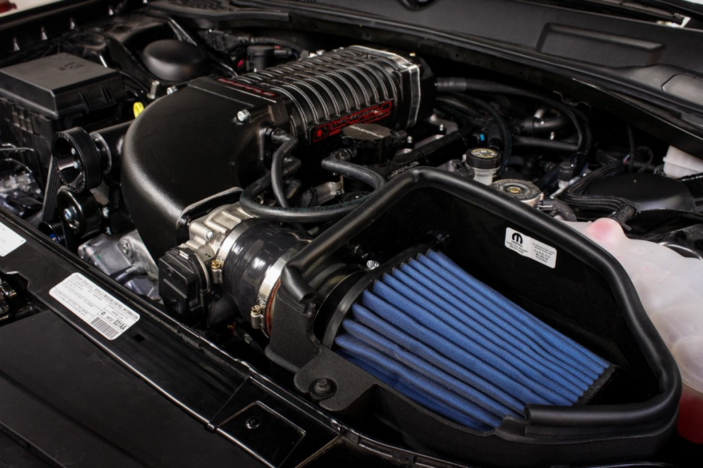 2013 Dodge Challenger Srt8 Procharger Supercharger Kit.html | Autos Weblog