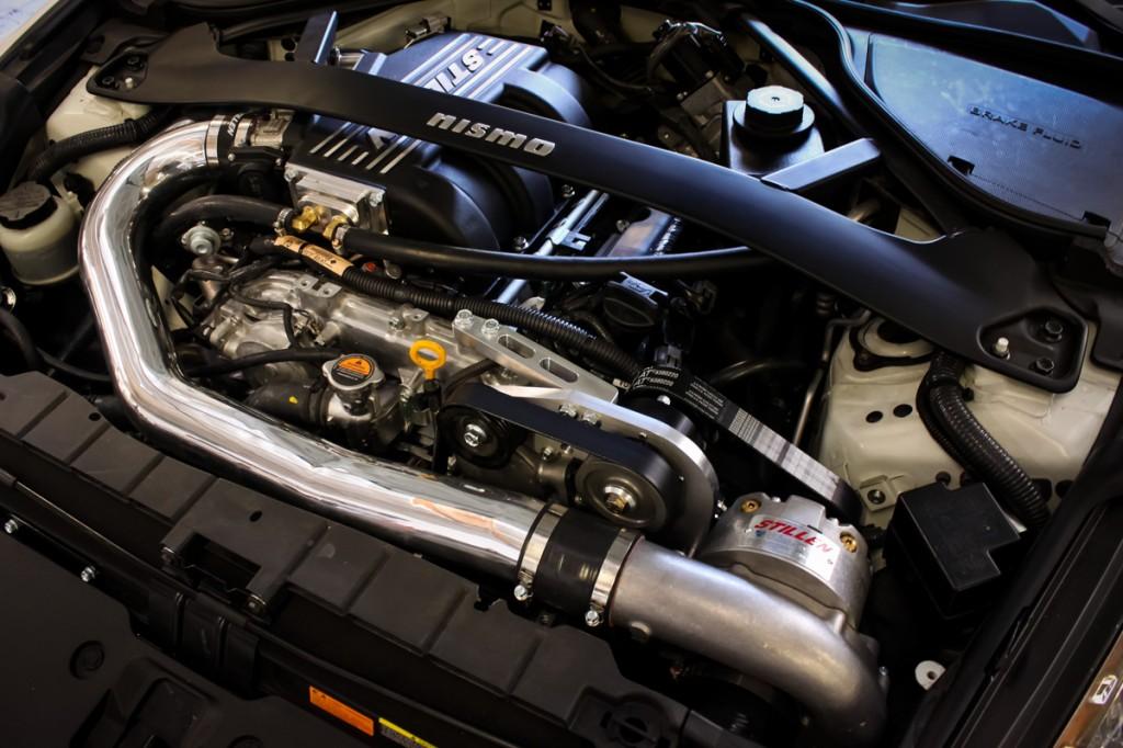2013 Nissan 370Z Nismo with STILLEN Supercharger