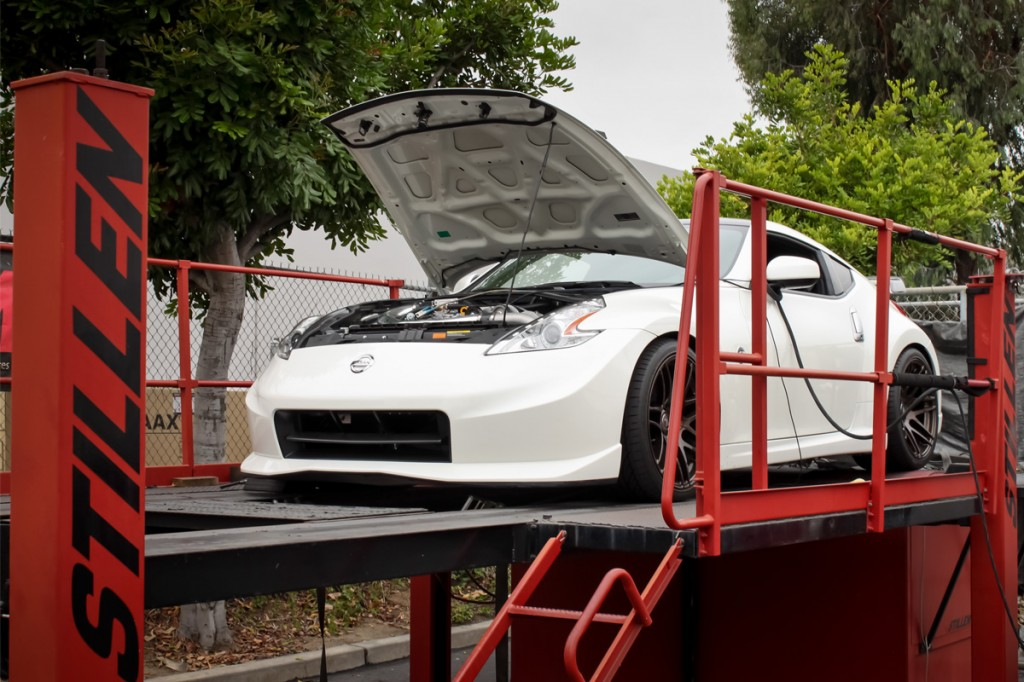2013 Nissan 370Z Nismo On The STILLEN Dyno