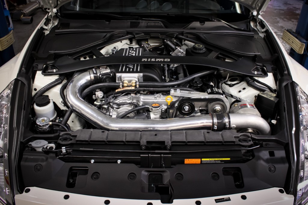 370Z Supercharged Archives | STILLEN Garage