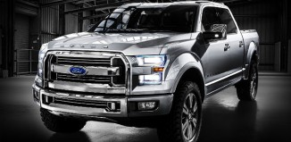 2015 Ford F-150 with Magnaflow Exhaust