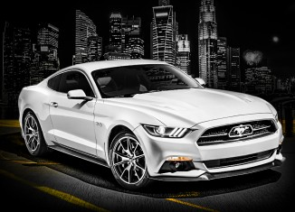 2015 Ford Mustang GT with Magnaflow Exhaust
