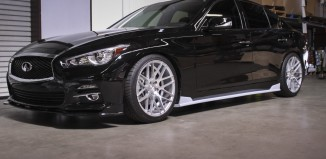 STILLEN Q50 Side Skirt