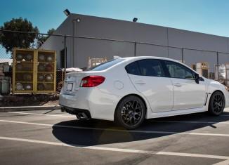 2015 Subaru WRX Exhaust