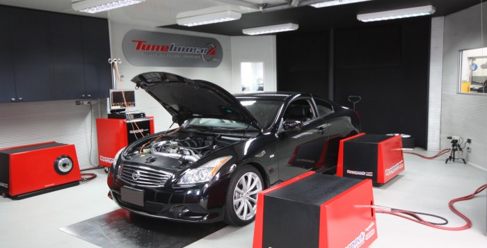 After the STILLEN Supercharger Install at Tunehouse