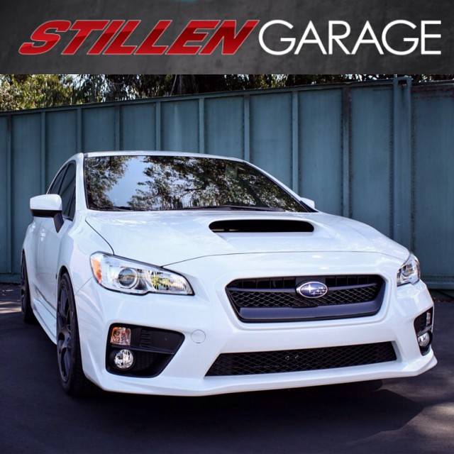 The 2015 Subaru WRX! Check out our latest Blog Article and find out what STILLEN has planned! ? See Link in Bio. http://blog.stillen.com/2014/09/2015-subaru-wrx-review/