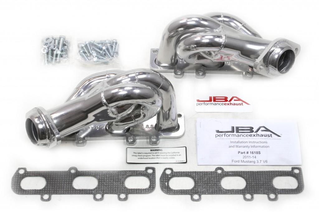 JBA Cat4ward 2011-2014 Ford Mustang Headers