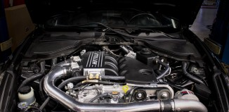 2012 Nissan 370Z with STILLEN Supercharger, Oil Cooler, Transmission Cooler and CSF Racing Radiator