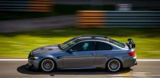AP Racing by STILLEN Radi-CAL on E90 MMW M3 at Nurburing