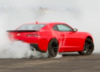 Heartbeat Supercharged Chevy Camaro SS