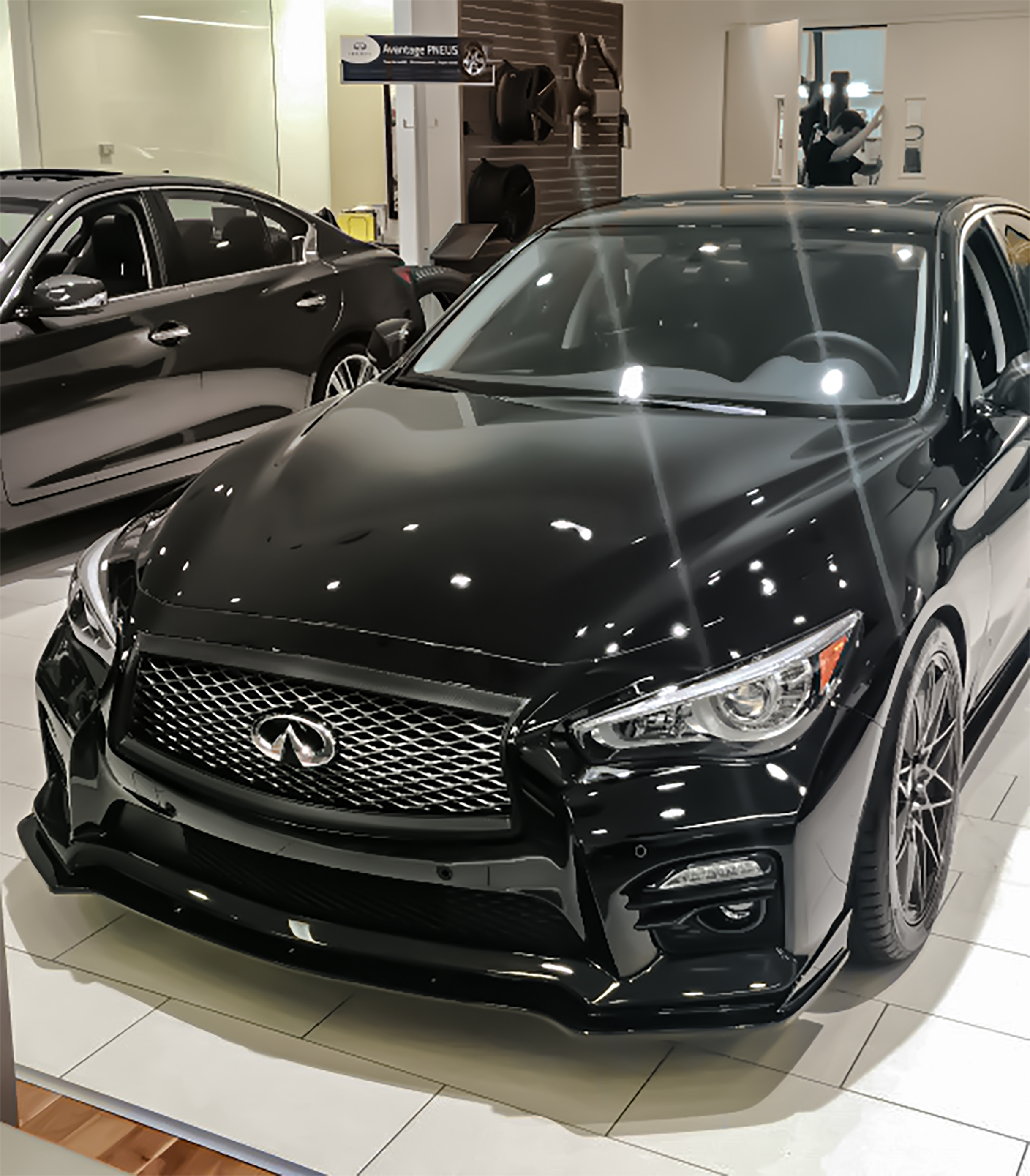 Fully Loaded Q50s Available At Infiniti Quebec Stillen