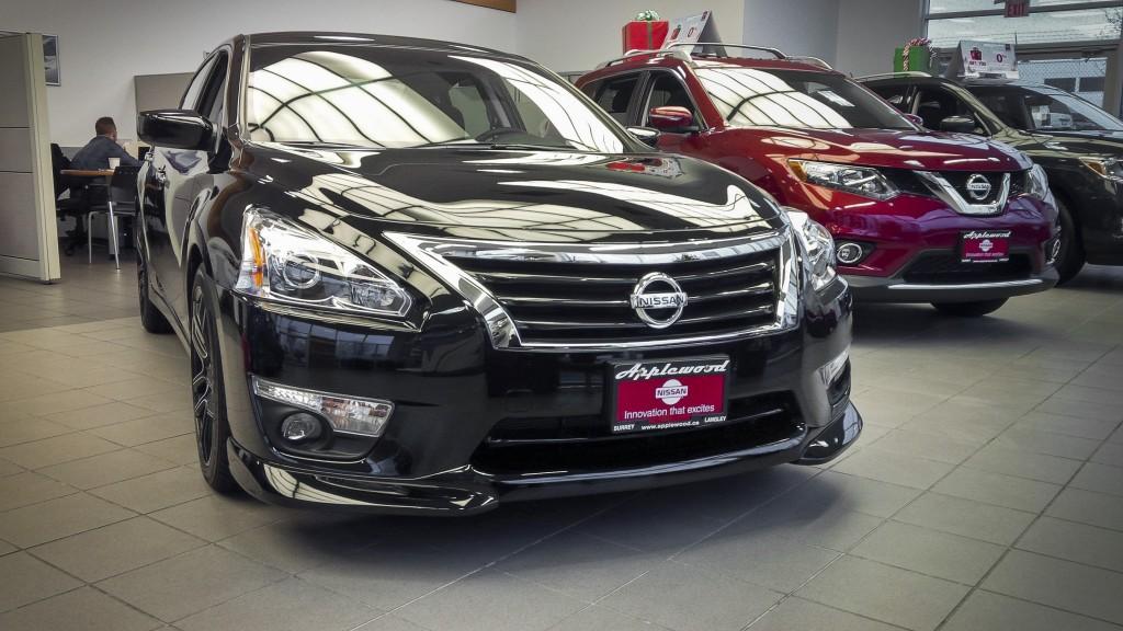New Body Kit Nissan Altima Bodykit