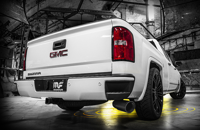 Magnaflow exhaust sounds for trucks think, that
