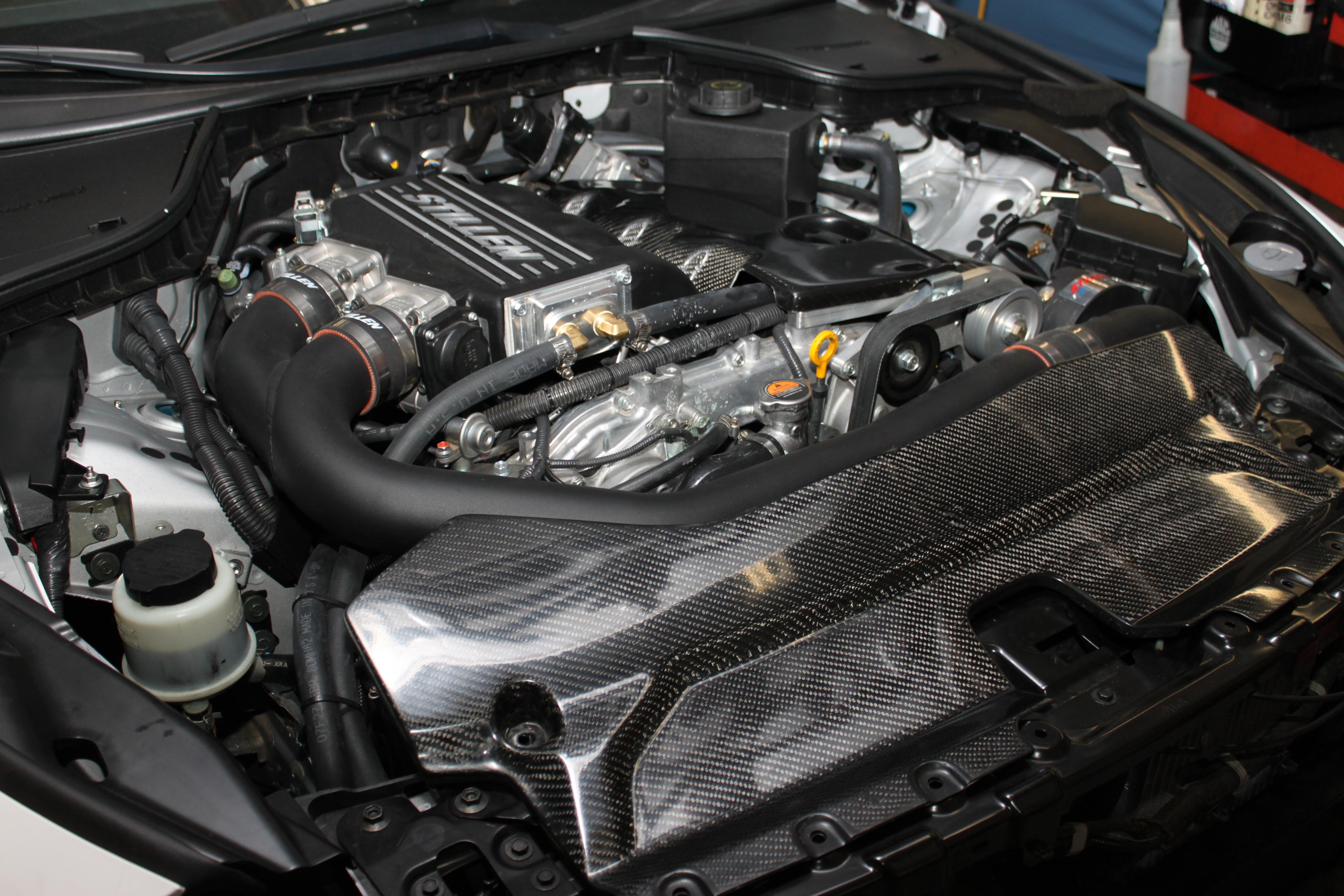 STILLEN Infiniti Q50 Supercharger Now Available! | STILLEN ...