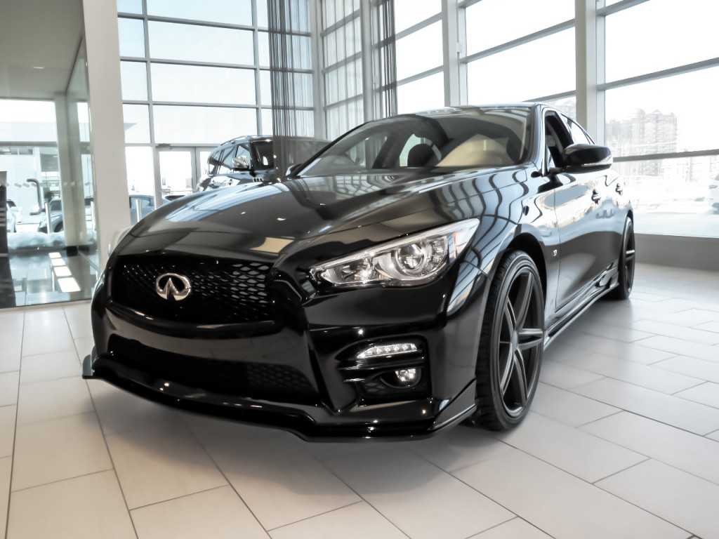Infiniti Laval S Q50s Awd The Perfect Balance Of Style Amp Performance Stillen Garage