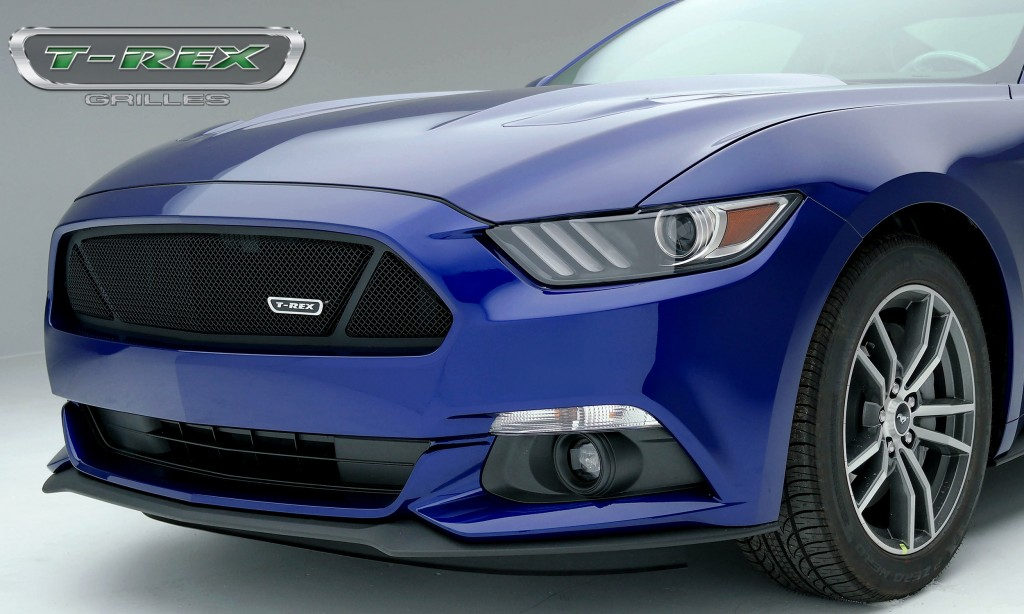 T Rex 2015 Ford Mustang Gt Grilles Now Available Stillen