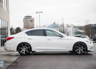 STILLEN Edition Q50 Available at Morrey Infiniti of Burnaby