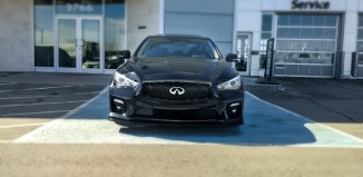 Customized Q50S Available at Infiniti Quebec