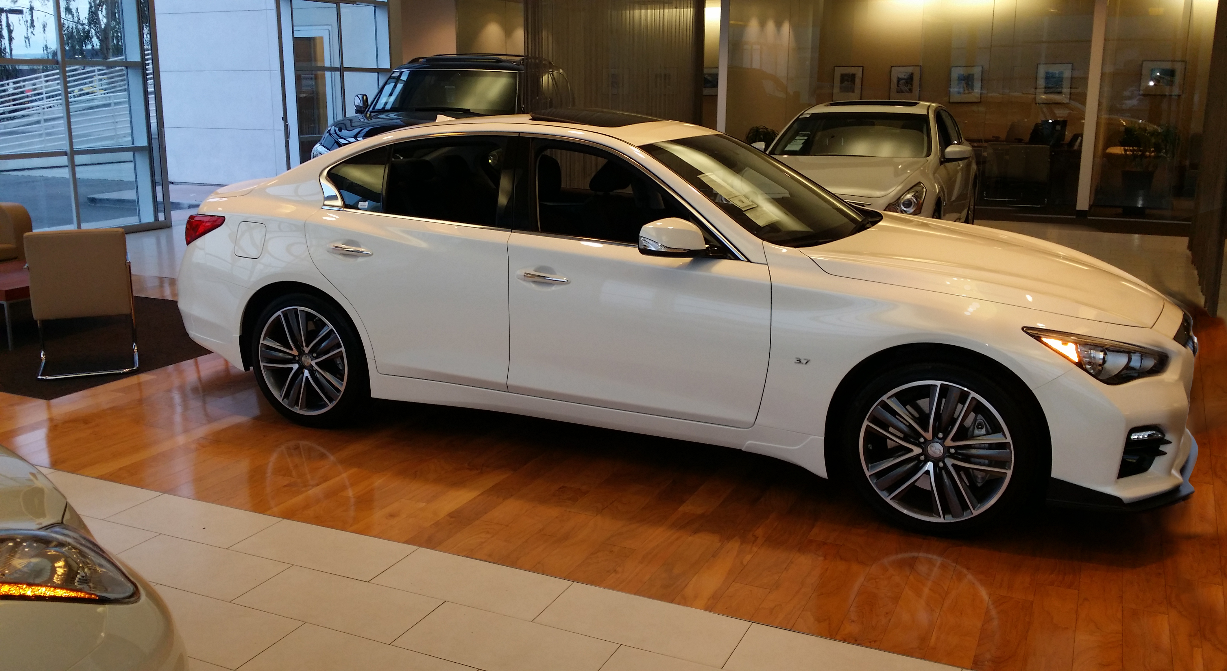 Beshoff infiniti q50s good looks impressive performance for Beshoff mercedes benz