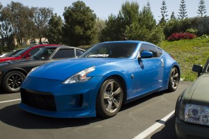 2015 Imports at UCI Car Show