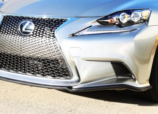 STILLEN Lexus IS250 & IS350 Front Lip