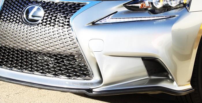 STILLEN Lexus IS250 & IS350 Front Lip