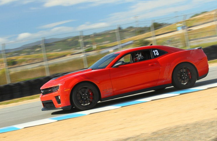 Driving Laguna Seca with Camaro AP Racing by STILLEN Radi-CAL BBK