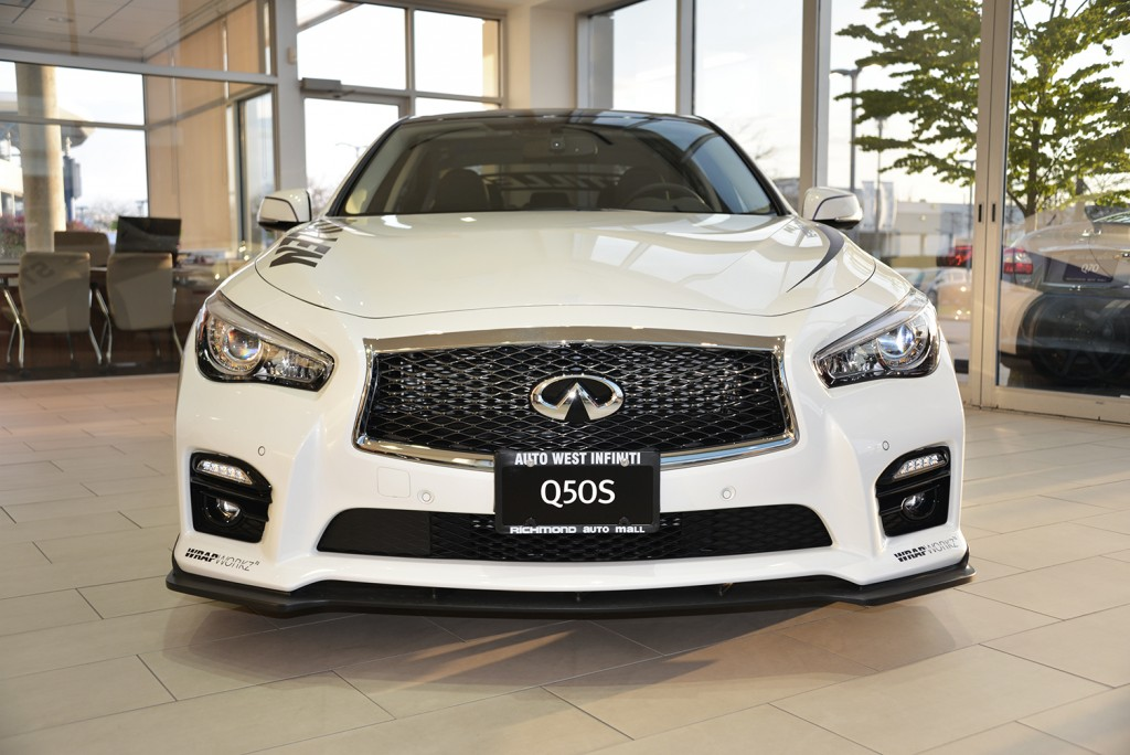 The Enthusiast's Q50S Available at Auto West Infiniti ...