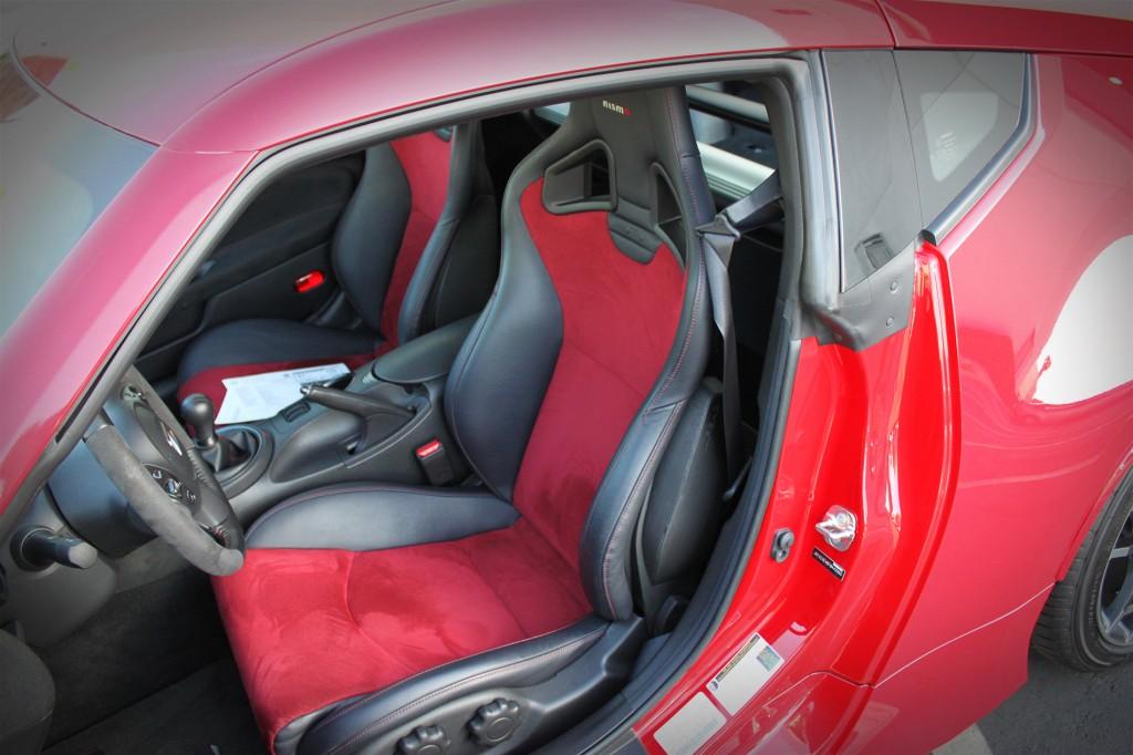 behind the wheel 2015 nismo 370z review stillen garage. Black Bedroom Furniture Sets. Home Design Ideas