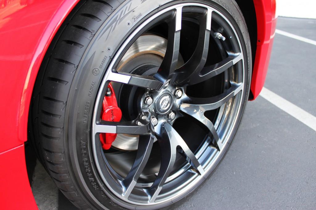 2015 NISMO 370Z Wheels