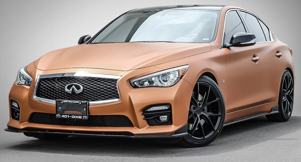 401 Dixie Nissan >> One-Of-A-Kind Performance Infiniti Q50S Available at 401 Dixie Infiniti | STILLEN Garage