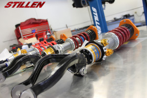 Öhlins Suspension