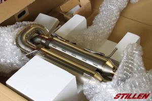 NISMO GTR Titanium Exhaust