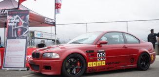 Tony Jackson's BMW M3