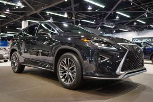 2016 Lexus RX350