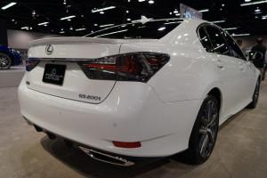 2016 Lexus GS200t