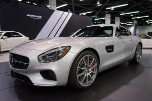 Mercedes Benz GTS