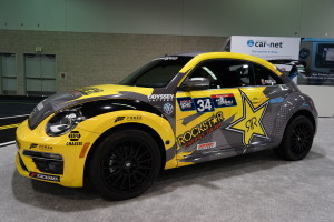 Tanner Foust Race Beetle