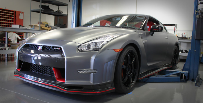 Nissan GT-R Nismo by STILLEN N-Attack