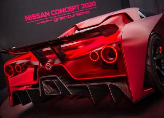 Nissan GTR R36 Concept