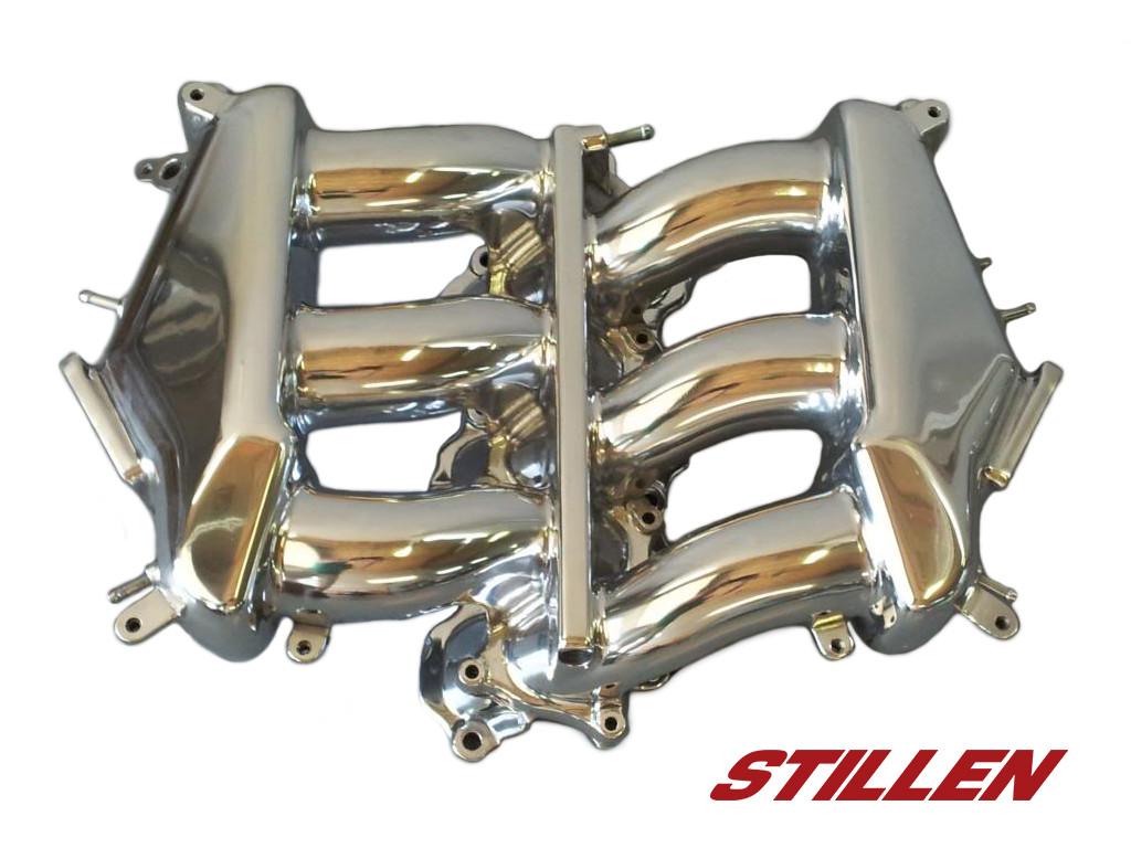 600hp Vr30 Engine Fact Or Fantasy Stillen Garage Nissan Frontier Diagram Turbocharge Gtr Intake Manifold