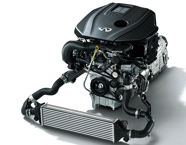 infinit q50 2.0 turbo engine
