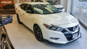White Plains Nissan 2016 Nissan Maxima with STILLEN package